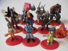 Final Fantasy Coca Cola figure color Vol.2 set lot 11 uncomplete japan import