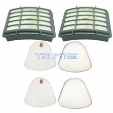 2 Filter Kits for Shark NV350 NV351 NV355 NV356 NV357 NV360 NV370 UV440 490 540