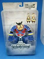 Disney Kingdom Hearts Pete, Chip & Dale Figure In Blister Pack AUS SELLER