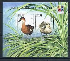 Fiji 1999 dalla 99 MS SG 1049 Gomma integra, non linguellato