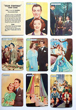 1939/40 'FILM FANTASY' card game. Castell Brothers. British. (MGM.)