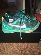 Nike Kobe 8 Green Camo Foamposite Bred Space Jam Infrared Sport Blue