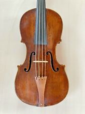 Old Italian Violin Carlo Giuseppe Testore 17?? YOUTUBE Sample!