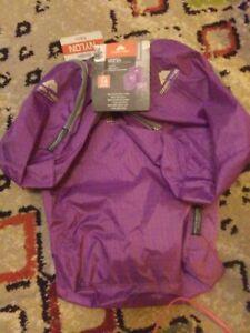 Ozark Trail Louwell Pack 3 piece Set Purple