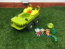 Octonauts Gup-K Remote Controlled Swamp Truck With Barnacles Complete