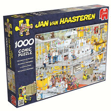 die Schokoladenfabrik. 1000 teile Jumbo spiele GmbH #k#