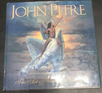 John Pitre: The art & works of a visionary Book And Signed Sheet
