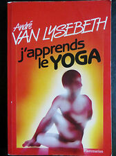 J'apprends le yoga, André Van Lysebeth, 1989 (1708)
