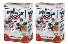 Topps 2020 Opening Day Baseball Retail Value Box (2 Boxes) PLUS RED PARALLEL