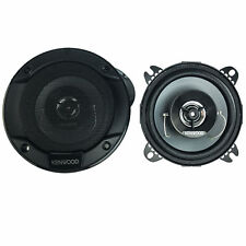 Kenwood KFC-1066S 220 Watt 4-Inch Coaxial 2 Way Stereo Car Audio Speaker (1 Set)