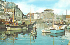 R305442 The Harbour. Mevagissey. PT434