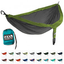 ENO Hammock Jungle Military Bushcraft Survival Camping Olive DoubleNest 400 lbs