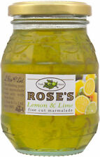 ROSES LEMON & LIME FINE CUT MARMALADE 454G