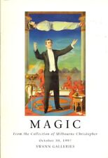 SWANN Magic Houdini Thurston Christopher Coll 97 Catalo