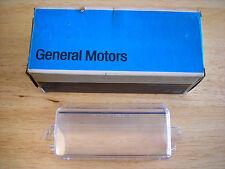 74 75 Chevy Bel Air Backup Lamp Lens GM NOS 1974 1975 Chevrolet 454