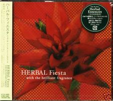 HERBAL Fiesta with the brilliant fragrance Japan CD-NEW