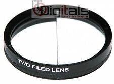 52mm Split Field Two Field Special Effects Lens Filter Different Depth Of View