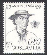 Yugoslavia 1973 Jansa/Bees/Bee-keeping/Insects/Nature/Apiary 1v (n38868)