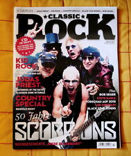 CLASSIC ROCK German edition SCORPIONS Judas Priest KID ROCK  2015