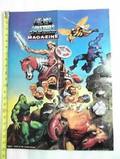 VINTAGE MASTERS OF THE UNIVERSE POSTER HE-MAN STRIDOR HORSE RIDE, EARL NOREM