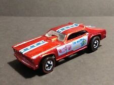 HOT WHEELS TOM MCEWEN MONGOOSE VINTAGE COLLECTION LIMITED EDITION 1/64 SCALE RED