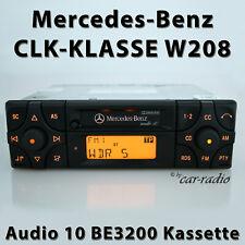 Original Mercedes Audio 10 BE3200 Becker Box W208 Radio CLK Class C208