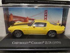 Chevrolet Camaro Z/28 1970 Coleccion Altaya Coches Americanos 1:43
