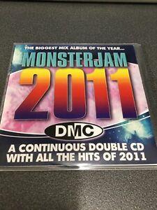 DMC Monsterjam 2011 Double CD