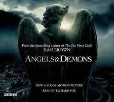 New Sealed, Dan Brown - Angels and Demons - 6CD Audio Book, 2009