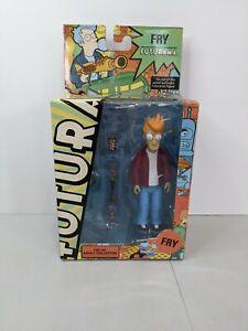 """Futurama Fry 6"""" Figure Toynami"""