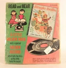Acceptable! Jingle Bells (Little Golden Book and Golden Record) 45 RPM Record