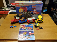 LEGO City Town Train Load N' Haul Railroad  4563 9V