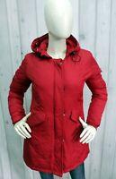 WOOLRICH&BROS Donna Taglia S Giubbotto RAMAR CLOTH Giubbino Parka Woman Jacket