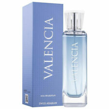 Valencia 100ml EDP by Swiss Arabian Rose Fruity Peony Musk Wood Ideal 4 Her!