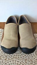 Sahalie Moc Suede Slip On Shoes Women's size 8