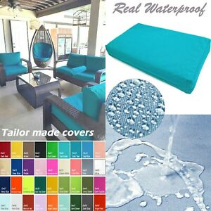 TAILOR MADE COVER*Patio Bench Cushion Waterproof Outdoor Swing Sofa Daybed Dw10