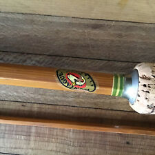 Montrgue 3 Piece Bamboo Fly Rod