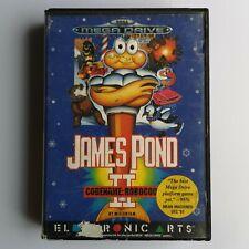 Sega Mega Drive James Pond 2 - Codename: Robocod - Game