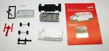 Herpa 012805 MiniKit: VW T4 weiß Bausatz 1:87