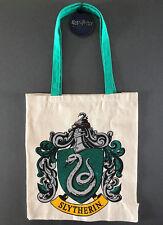 Harry Potter Tasche Slytherin Jutebeutel Einkaufstasche Stoffbeutel Bag Primark