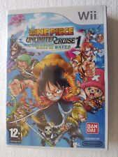 WII NINTENDO WII PAL ONE PIECE UNLIMITED CRUISE 1 : TREASURE BENEATH THE WAVES