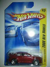 2008 Hot Wheels New Models Red 2008 Lancer Evolution