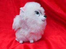 Secret life of pets Gidget plush dog American Eskimo Pomeranian Spitz Nwt *