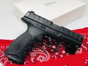 Beretta Apx .177 Caliber Blowback BB Air Pistol WITH Red Laser Sight FULL METAL