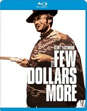 For A Few Dollars More Blu Ray NEW Free Shipping Clint Eastwood