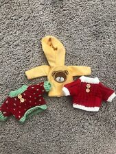 bjd YOSD Doll Clothes Three Sweaters / Hoodies