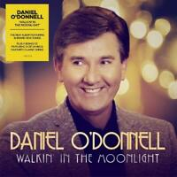 DANIEL O'DONNELL Walkin' In The Moonlight (2018) 26-track CD album NEW/SEALED