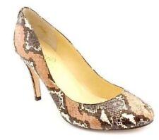 IVANKA TRUMP AUTH Women's Amorosa Snake Leather Pump Shoes Size 7M