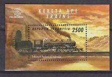 Indonesia Indonesie 1887 sheet B150 MNH Treinen 1998