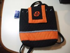 """Collegiate Collection: Oklahoma State University 12"""" x 13"""" backpack (NEW)"""